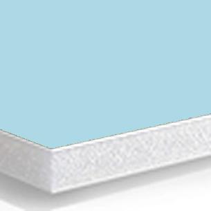 A1 Light Blue 5mm