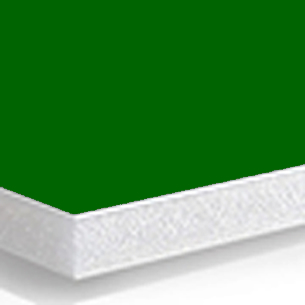 A1 Green 5mm