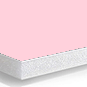 A1 Pastel Pink 5mm