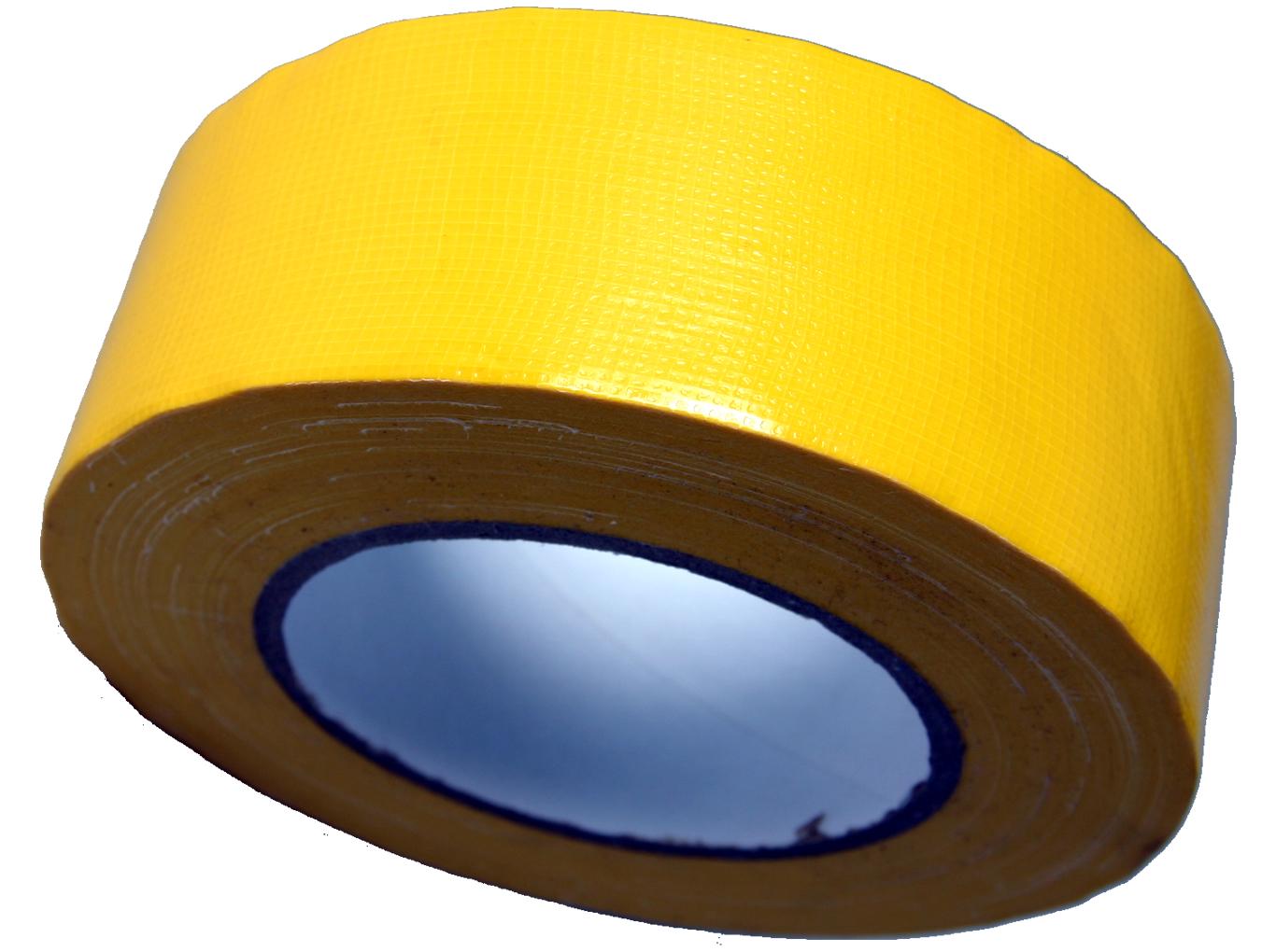 Yellow Gaffer Tape