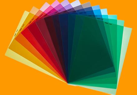 reading aid coloured overlays
