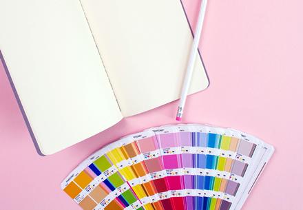 coloured paper reams